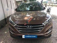 Cần bán Hyundai Tucson 2.0AT năm 2016, màu nâu, nhập khẩu nguyên chiếc, giá tốt