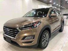 Bán Hyundai Tucson đời 2019, màu nâu, giá 784tr