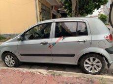 Chính chủ bán xe Hyundai Getz sản xuất 2010, màu bạc, xe nhập