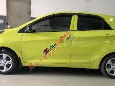 Bán ô tô Kia Morning EX năm 2015, màu xanh chuối