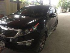 Bán Kia Sportage sản xuất năm 2010, màu đen, xe nhập