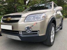 Cần bán xe Chevrolet Captiva LTZ máy dầu, hàng hiếm sản xuất năm 2009, màu vàng
