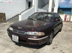 Bán Mazda 626 sản xuất 1996, màu tím, xe nhập