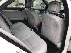 Cần bán xe Mercedes C300 AMG 3.0 AT năm 2013, màu trắng, nhập khẩu, giá chỉ 746 triệu