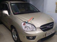 Chính chủ bán xe Kia Carens sản xuất năm 2009, màu vàng cát