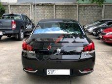 Bán Peugeot 508 1.6 AT đời 2015, màu đen, xe nhập chính chủ
