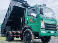 Bán xe ben Howo 6,5 tấn đời 2019, thùng hơn 5 khối