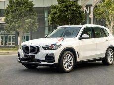 BMW X5 Xdrive 40i 2020 SUV thể thao, mạnh mẽ, màu trắng, xe nhập khẩu Đức 5+2 chỗ