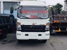 Bán e tải Howo 7,5 tấn thùng 6m2. Thanh lí xe giá ưu đãi