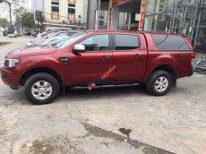Cần bán lại xe Ford Ranger XLS MT năm 2013, màu đỏ