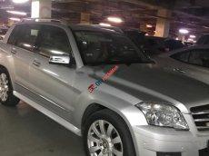 Bán Mercedes GLK 4MATIC đời 2009, màu bạc số tự động, giá 580tr