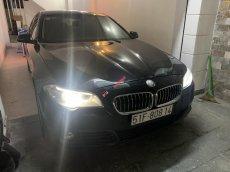 Xe BMW 5 Series 520i năm 2015, màu đen, nhập khẩu nguyên chiếc