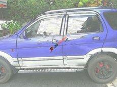 Bán Daihatsu Terios 1.3 4x4 MT đời 2006, màu xanh lam, 230tr