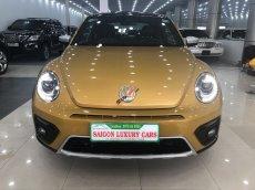 Bán Volkswagen Beetle Dune năm sản xuất 2017, màu vàng, nhập khẩu
