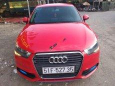 Bán xe Audi A1 năm sản xuất 2010, màu đỏ, nhập khẩu
