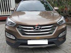 Hãng bán Hyundai SantaFe 4WD 2.4AT, 2015 đăng ký 2016, biển Sài Gòn