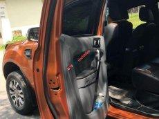 Bán Ford Ranger Wildtrak 3.2L 4x4 AT đời 2018, màu nâu, nhập khẩu