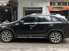 Xe Kia Sorento GATH sản xuất năm 2015, màu đen xe gia đình