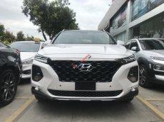Bán Hyundai Santa Fe Premium 2020, màu trắng, đen, đỏ, xanh, vàng cát, bạc