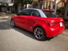 Xe Audi A1 1.4 TFSI đời 2011, màu đỏ, nhập khẩu nguyên chiếc