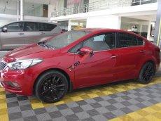 Bán xe Kia K3 2.0AT sản xuất năm 2015, màu đỏ