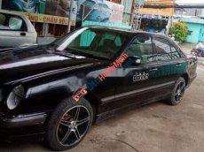 Bán xe cũ Mercedes C class đời 2000, màu đen