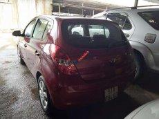 Bán Hyundai i20 năm sản xuất 2011, màu đỏ, nhập khẩu xe gia đình, giá 285tr