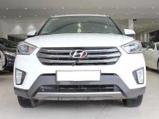 Bán Hyundai Creta 1.6AT sx 2015 ĐK 2016, màu trắng, nhập khẩu