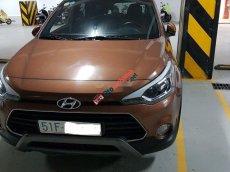 Cần bán Hyundai i20 Active năm 2016, màu nâu, nhập khẩu