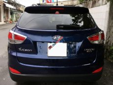 Bán Hyundai Tucson đời 2009, màu xanh lam, xe nhập số tự động