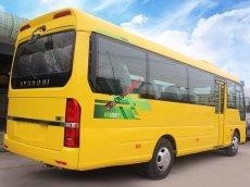 Bán xe khách 29 chỗ Hyundai County đời 2019, màu vàng, nhập khẩu