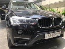 Bán BMW X3 sx 2014 màu đen nội thất kem, xe đẹp đi 36.000miles, cam kết đúng hiện trạng xe bao check hãng