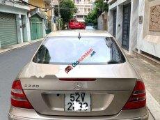 Cần bán Mercedes E240 đời 2003, xe nhập