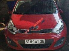 Cần bán lại xe Kia Rio AT sản xuất năm 2012, màu đỏ, nhập khẩu nguyên chiếc còn mới, giá chỉ 400 triệu
