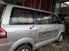 Cần bán xe Suzuki APV 1.6 AT 2007, màu bạc xe gia đình