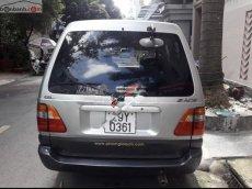 Cần bán Toyota Zace GL đời 2005, màu bạc