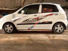 Bán Chevrolet Spark MT 2011, màu trắng xe gia đình