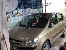 Bán Hyundai Getz đời 2009, màu vàng, xe nhập giá cạnh tranh