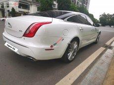 Bán Jaguar XJ năm sản xuất 2011, màu trắng, nhập khẩu