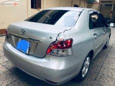 Bán Toyota Vios 1.5G sản xuất 2008, màu bạc, số tự động