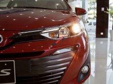 Bán Toyota Vios 1.5G sản xuất năm 2019, màu đỏ