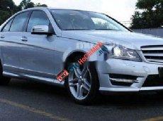 Cần bán gấp Mercedes C300 AMG sản xuất năm 2012, màu bạc, chính chủ