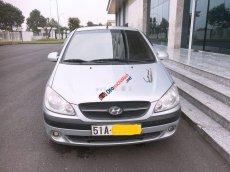 Bán Hyundai Getz năm sản xuất 2011, màu bạc, nhập khẩu