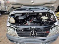 Bán xe Mercedes Sprinter 313 2008, màu bạc, chính chủ