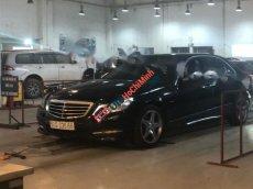 Gia đình bán Mercedes E250 AMG sản xuất 2010, màu đen