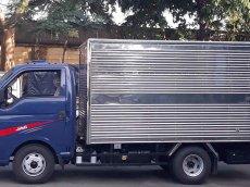 Xe tải JAC X125 thùng kín, giá siêu tốt, hỗ trợ vay vốn ngân hàng