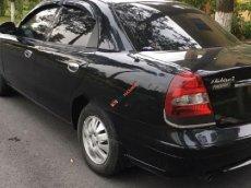 Bán xe Daewoo Nubira năm 2004, màu đen, số sàn