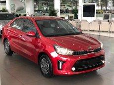 Cần bán Kia Rio sản xuất 2019, màu đỏ, giá 389tr