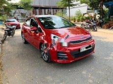 Bán Kia Rio 1.4 AT sản xuất 2015, màu đỏ, xe nhập, giá tốt