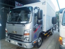 Cần bán xe tải JAC 3.5 tấn cabin vuông giá ưu đãi